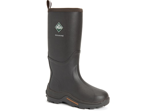 Muck Boots Wetland Pro Snake Hunting Boots Rubber Men's