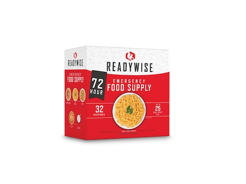 ReadyWise 72 Hour Emergency Food Supply Freeze Dried Food Kit