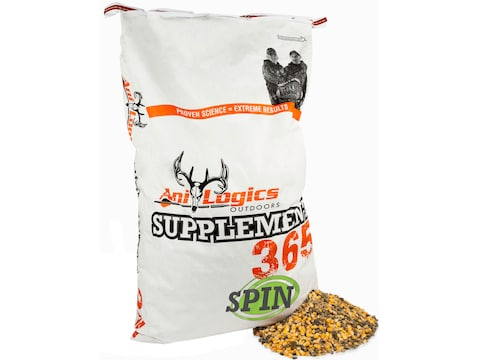Anilogics Supplement Gold Spin Deer Supplement in 50 lb bags