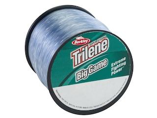 Berkley Trilene Big Game Monofilament Fishing Line 10lb 1500yd Steel Blue