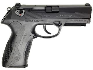 "Beretta PX4G California Compliant Pistol 9mm Luger 4"" Barrel 10-Round Black"