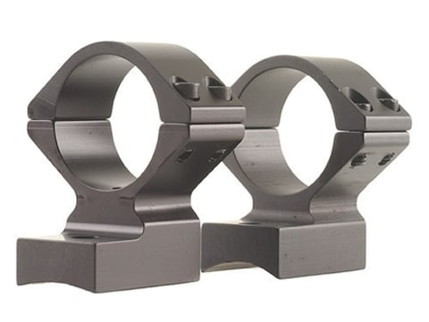 """CCOP USA 1/"""" Fixed Integral Rings Scope Mounts Winchester 70 Pre 64 ART-WIN103M"""