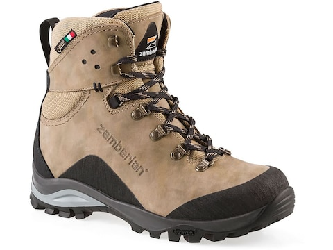 "Zamberlan 330 Marie GTX 6"" Hunting Boots Full Grain Leather Women's"