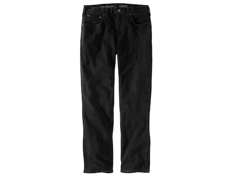 Carhartt Men's Rugged Flex Relaxed Straight Leg Jeans Cotton/Poly/Spandex