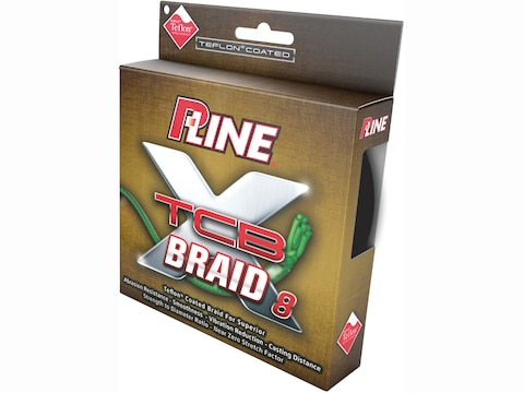 P-Line XTCB 8 Braided Fishing Line
