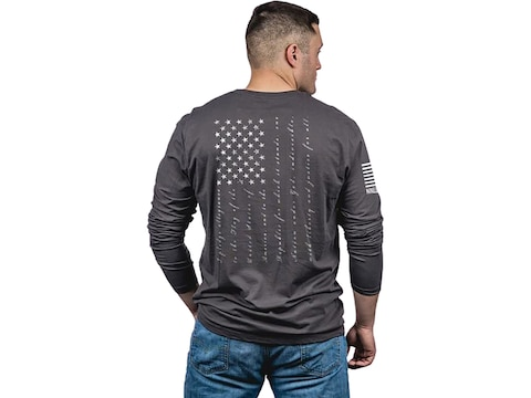Nine Line Men's Pledge Long Sleeve T-Shirt