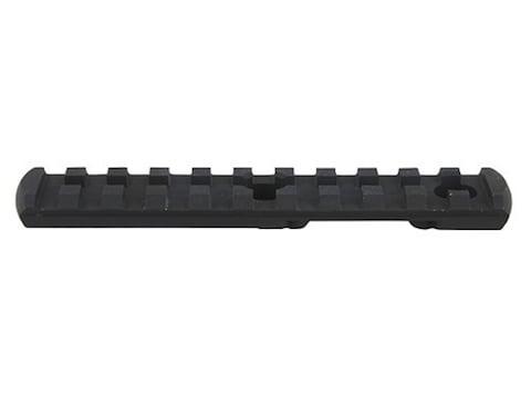 Beretta Side Picatinny Rail Long Beretta Cx4 Storm Aluminum Black