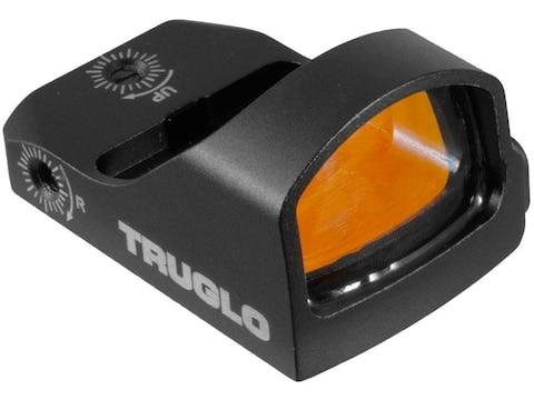 TRUGLO Tru Tec Micro Reflex Sight 1x 3 MOA Dot Matte