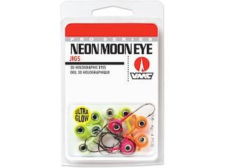 VMC Neon Moon Eye Jig Glow Kit 1/8 Assorted