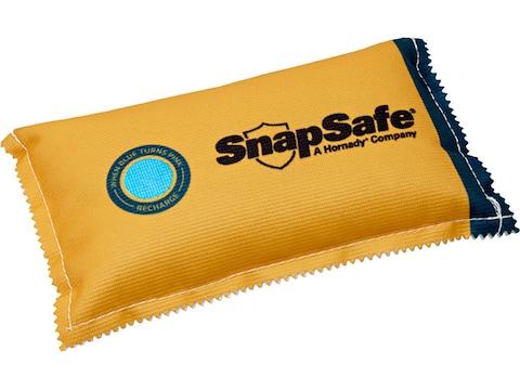 SnapSafe Reusable Silica Desiccant Dehumidifier Bag