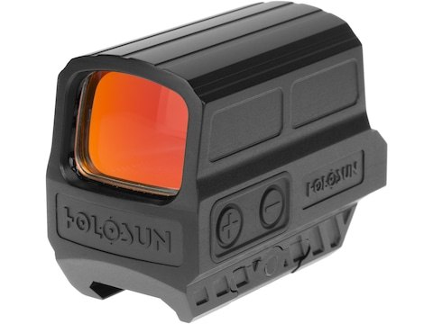 Holosun HS512C Enclosed Reflex Red Dot Sight 1x Selecctable Reticle Dot Weaver-Style Lo...