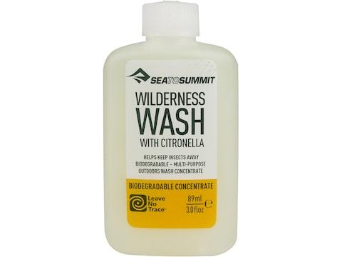 Sea to Summit Citronella Wilderness Wash Insect Repellent Soap 3 oz