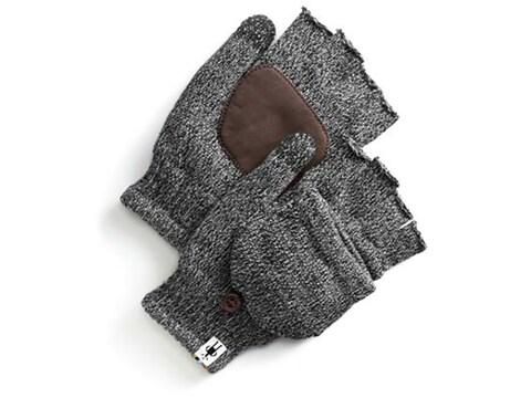 Smartwool Cozy Grip Flip Mitt Gloves Acrylic/Merino Wool
