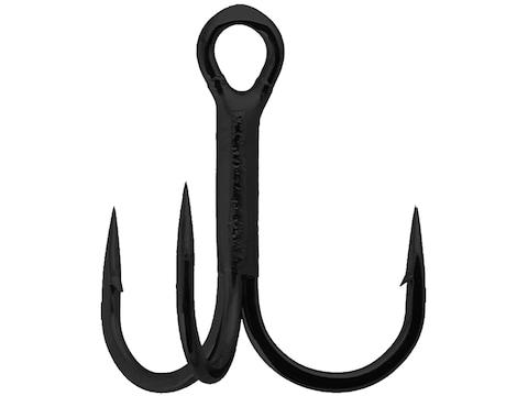 Gamakatsu Magic Eye Round Bend Short Shank Treble Hook