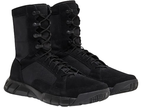 """Oakley Light Assault 2 8"""" Tactical Boots Leather and Synthetic"""