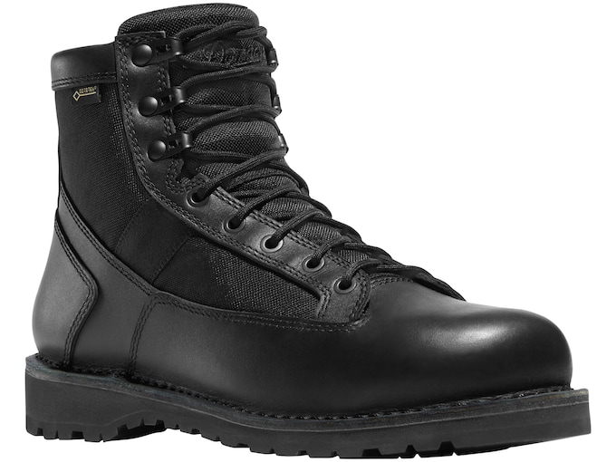 "Danner Stalwart 6"" GORE-TEX Tactical Boots Leather/Nylon Black Men's"