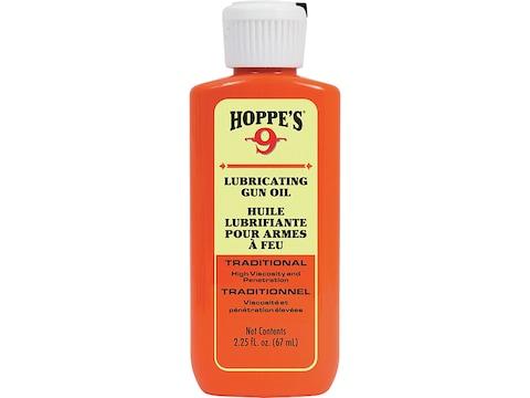 Hoppe's #9 Gun Oil Liquid