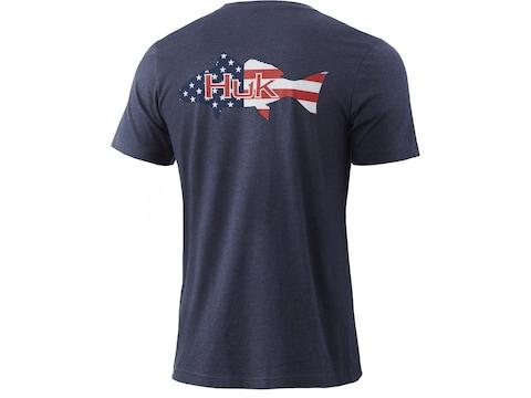 Huk Men's Stars and Stripes T-Shirt