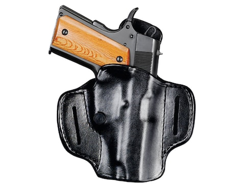 Triple K 211 Easy Out Holster Right Hand Leather Black