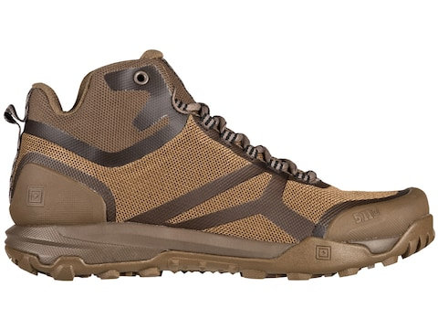 5.11 A/T Tactical Mid Boots Leather/Nylon