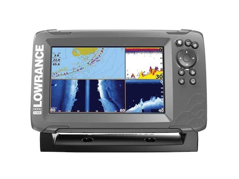 Lowrance HOOK2 Fish Finder with TripleShot Transducer US Inland Maps