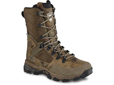 "Irish Setter Pinnacle 10"" Hunting Boots Leather Women's"