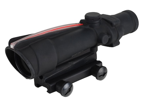 Trijicon ACOG TA11 BAC Rifle Scope 3.5x 35mm Dual-Illuminated with TA51 Flattop Mount M...