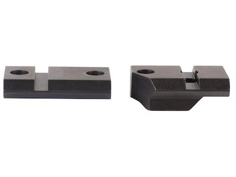 Warne Maxima 2-Piece Steel Weaver-Style Scope Base Mauser 98 Large Ring Unaltered Matte