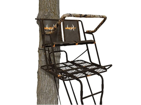 Muddy Outdoors The Partner 17' Double Ladder Treestand Steel