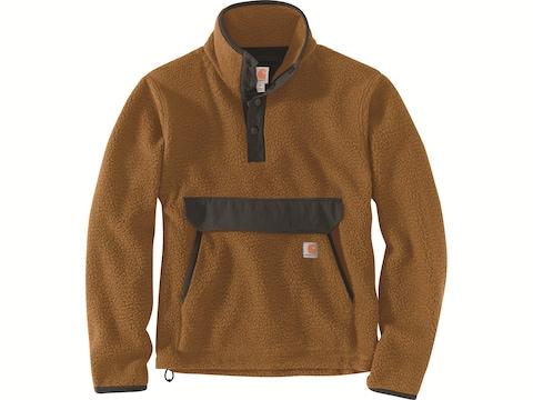Carhartt Men's Relaxed Fit Fleece Pullover Sweatshirt