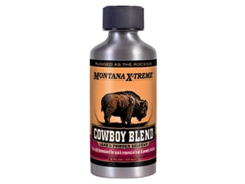Montana X-Treme Cowboy Blend Bore Cleaning Solvent Liquid