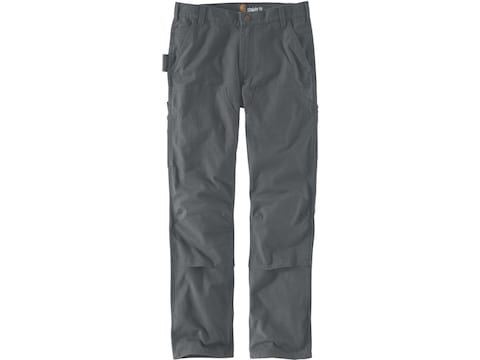 Carhartt Men's Rugged Flex Relaxed Fit Duck Double Front Pants