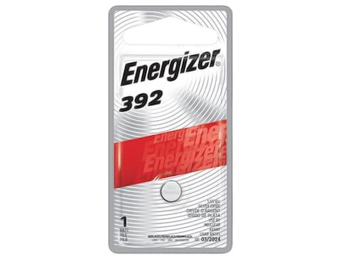 Energizer Battery 392 1.5 Volt Silver Oxide