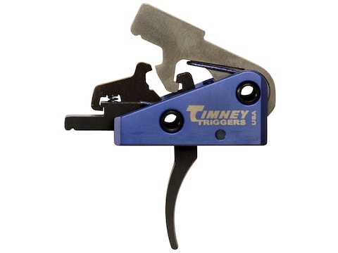 Timney Targa Trigger Group AR-15 Long Two Stage Solid
