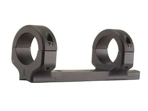 """DNZ Products Game Reaper 1-Piece Scope Base with 1"""" Integral Rings Remington 7 Matte"""