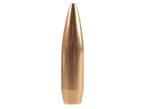 Hornady Match Bullets 22 Caliber (224 Diameter) 75 Grain Hollow Point Boat Tail