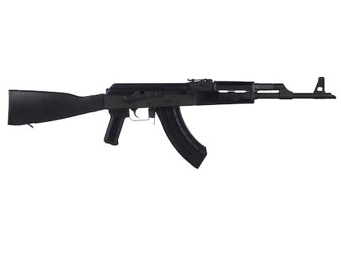 "Century Arms VSKA Semi-Automatic Centerfire Rifle 7.62x39mm 16.5"" Barrel Matte and Blac..."