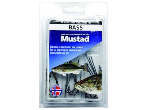 Mustad 35pc Bass Hook Assortment
