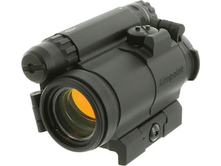 Aimpoint CompM5 Red Dot Sight 30mm Tube 1x 2 MOA Dot with Picatinny-Style Mount Matte