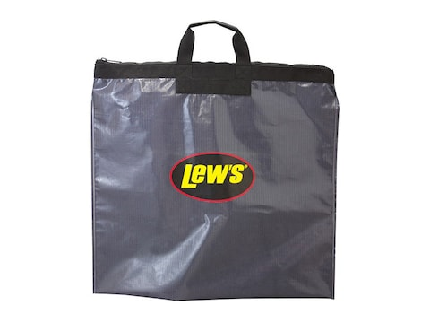 Lew's Tournament Weigh-In Bag Black