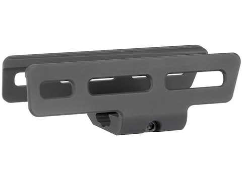 Midwest Industries Ruger PC9 Carbine M-Lok Rail Adapter Aluminum Black