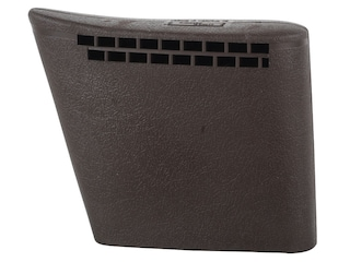 """Butler Creek Deluxe Recoil Pad Slip-On 5"""" x 1-1/2"""" x 3/4"""" Thick Rubber Brown Small"""