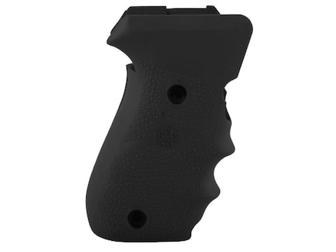 Hogue Rubber Grips Sig P220 Side Magazine Release with Finger Grooves
