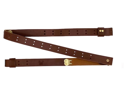 Hunter Military Style Shooting Sling Leather