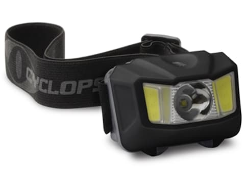 Cyclops 250 Lumen LED Headlamp