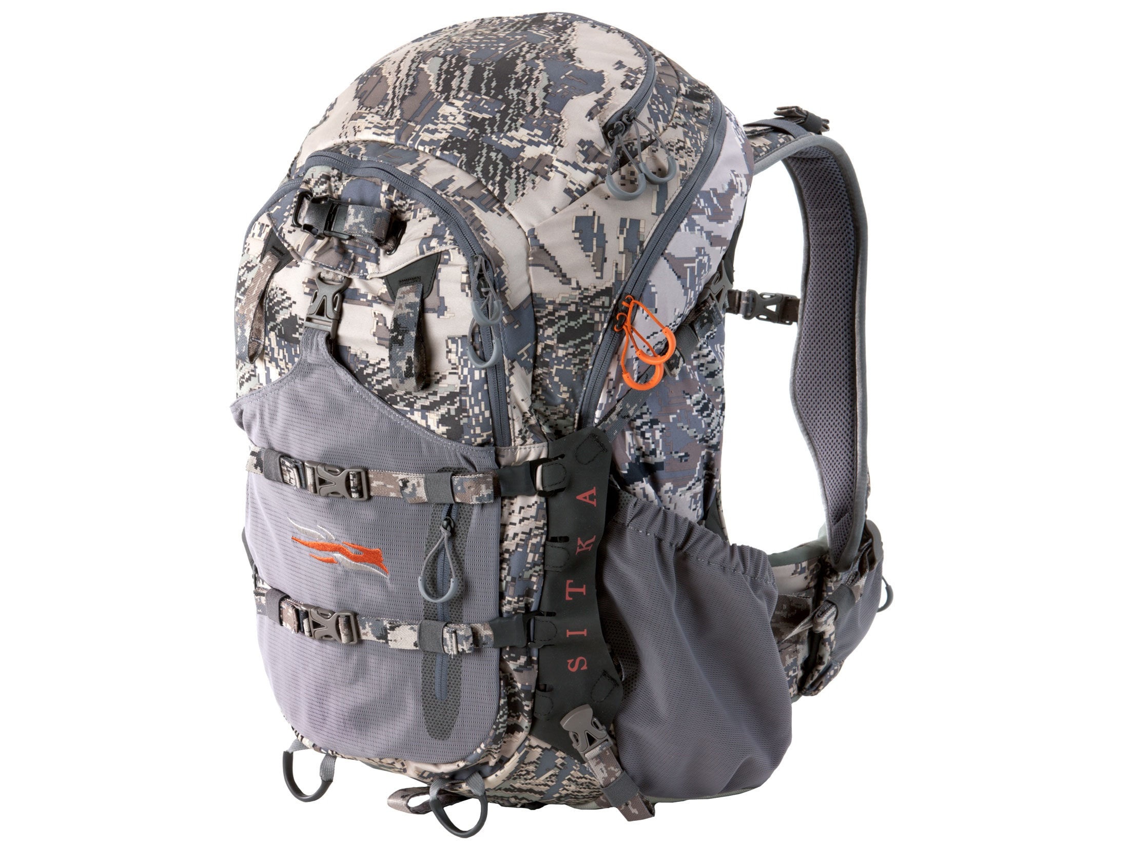 Sitka Gear Flash 32 Backpack Polyester Gore Optifade Open