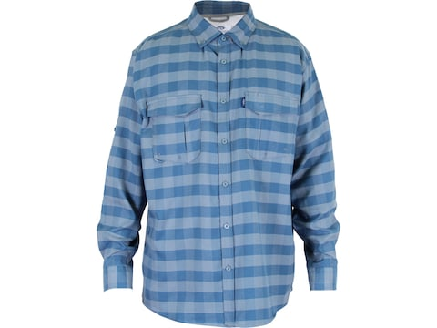 AFTCO Men's Buffalo Bill Tech Flannel Shirt