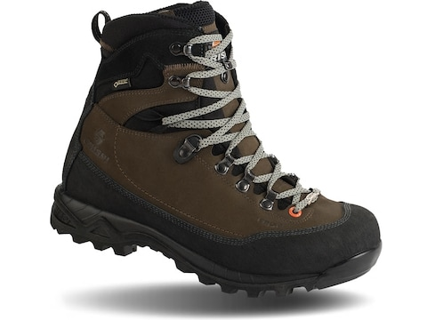 """Opened Package - Crispi Dakota GTX 8"""" GORE-TEX Hiking Boots Leather Brown Men's 9 D"""