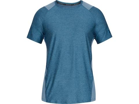 Under Armour Men's UA MK1 Short Sleeve Shirt Polyester/Elastane