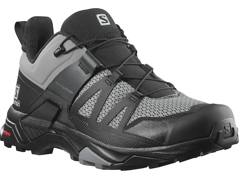 Salomon X Ultra 4 Hiking Shoes Leather/Synthetic Men's
